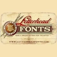 Letterhead Fonts