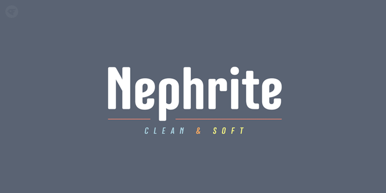 Nephrite-Regular