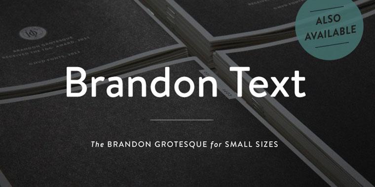 BrandonGrotesque
