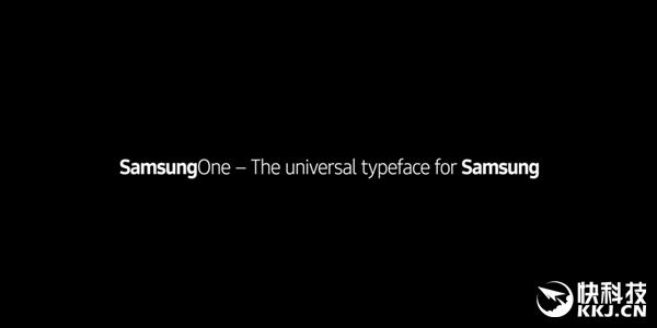 三星发布自主字体SamsungOne:全平台通用