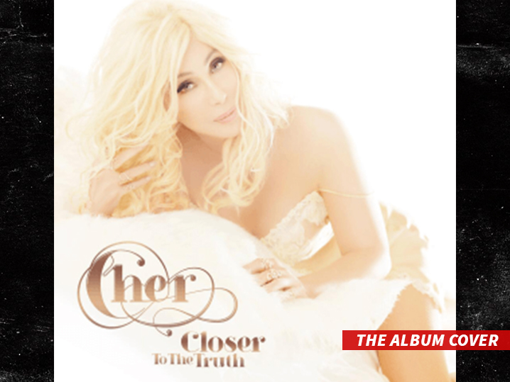 Cher Got Sued For Font!