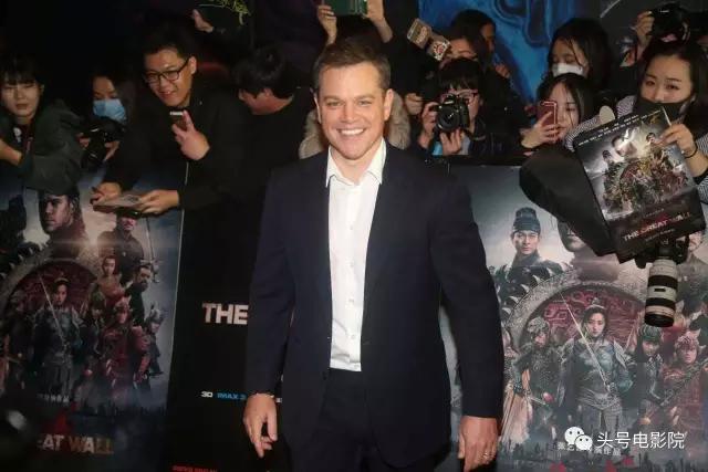 Hollywood Star Matt Damon Wrote Better Chinese than Chinese Stars