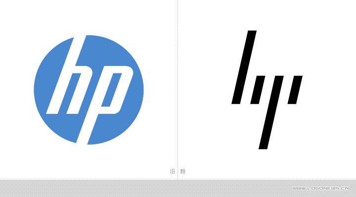 Logo届的励志故事:等了五年,它终于成为惠普新宠