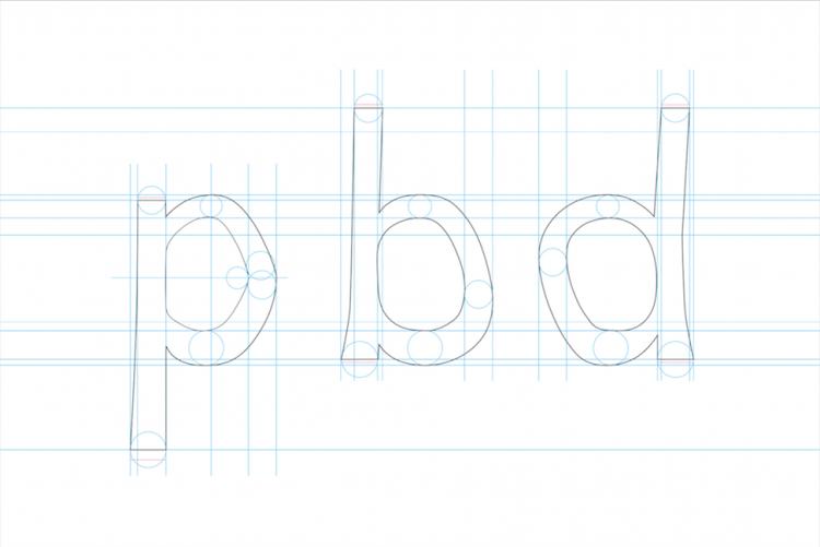 荷兰的字体设计师创造了一种新字体,帮助阅读障碍人群阅读文字
