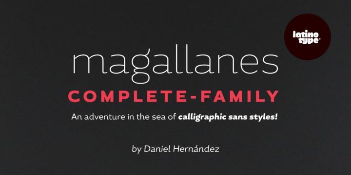 Magallanes Beautiful Sample