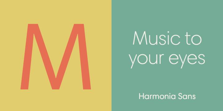 Harmonia Beautiful Sample