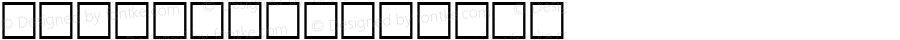 GROTESK Regular Altsys Metamorphosis:1/3/98