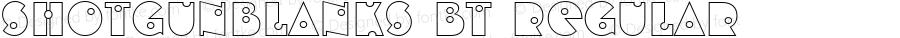 ShotgunBlanks BT Regular mfgpctt-v4.4 Dec 22 1998