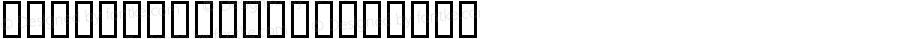 Nepali Vijay Regular Macromedia Fontographer 4.1 1/24/96