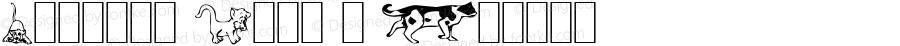 Dingbat Cats 2 Normal 1.0 Wed Jan 29 14:06:43 1997