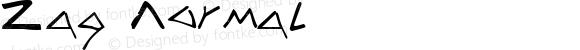 Zag Normal 1.0 Thu Jan 29 16:10:55 1998