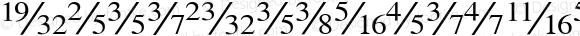 SeriFractionsDiagonal Plain 001.004