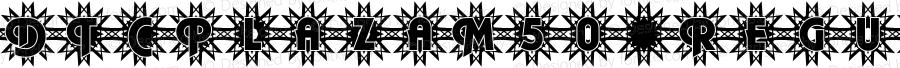 DTCPlazaM50 Regular Version 001.005