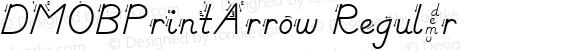DMOBPrintArrow