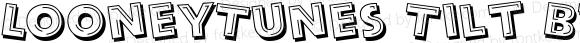 LooneyTunes Tilt BT Tilt mfgpctt-v1.59 Tuesday, March 9, 1993 11:58:56 am (EST)