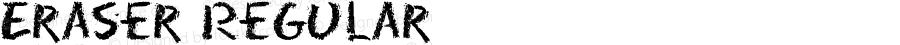 Eraser Regular Altsys Metamorphosis:5/9/92