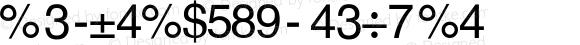 Alex-Fraction-N Regular -------------- e:\aff11\ALEX-FRA.FF1 ----------
