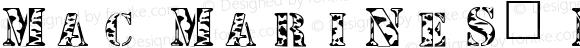 MAC MARINES! Normal 1.0 Sat Feb 21 18:49:43 1998