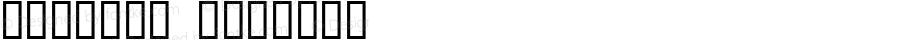 ZIPcode Regular Macromedia Fontographer 4.1 27.03.00
