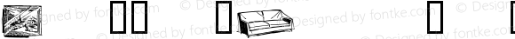 AmericanCheese Regular Macromedia Fontographer 4.1.3 4/11/99