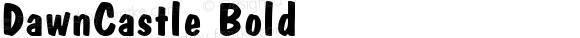 DawnCastle Bold