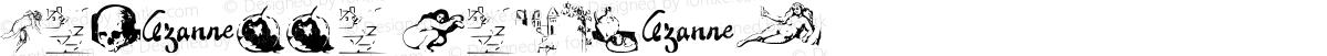 Cezanne Regular