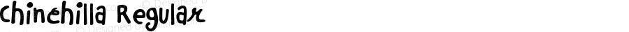 Chinchilla Regular Macromedia Fontographer 4.1.5 5/31/99