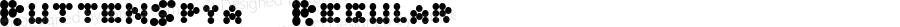 RuttenSpya Regular Macromedia Fontographer 4.1.3 4/1/97