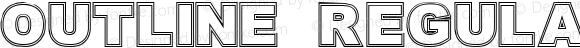 Outline Regular V 1.0