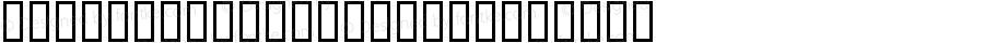 SportswearEFaster Regular Macromedia Fontographer 4.1 98/06/19