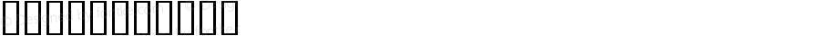 Zed Regular Altsys Fontographer 4.0.4 21/6/95