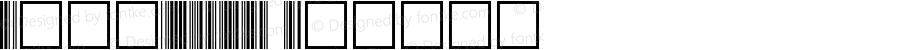 Code-39-25 Normal 1.0 Mon Jul 03 11:10:49 1995