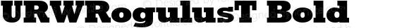 URWRogulusT Bold