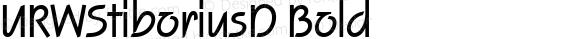 URWStiboriusD Bold