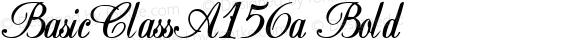 BasicClassA156a Bold