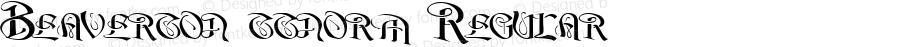 Beaverton Regular ttnorm
