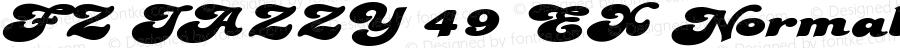 FZ JAZZY 49 EX