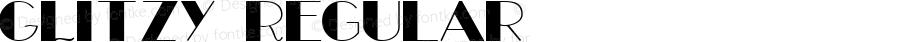 GLitzy Regular Macromedia Fontographer 4.1.3 7/16/96