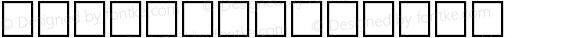 Splash Regular Altsys Fontographer 3.5  9/24/92