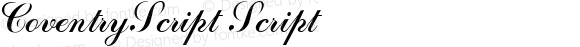 CoventryScript Script