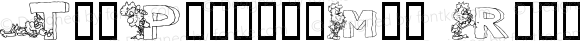 ThePerfectMan Regular Macromedia Fontographer 4.1 2000-08-12