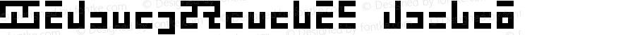 ZebugRades bit6 Macromedia Fontographer 4.1J 2000.8.14