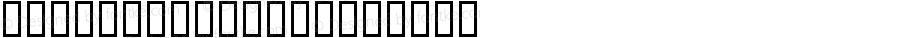 SILSophiaIPA Regular Altsys Fontographer 4.0 8/18/93