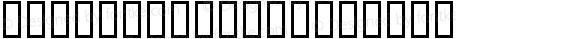 Tiffany HeavyItalic Altsys Fontographer 4.0.2 96.12.17