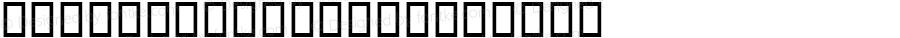 PrestigeElite Regular Altsys Fontographer 4.0.2 96.12.17