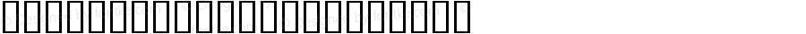 SILDoulosL Bold Italic Macromedia Fontographer 4.1 9/3/97