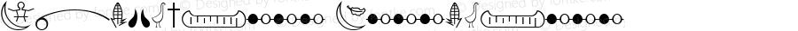 American Indian Altsys Fontographer 4.0.3 22.05.1994