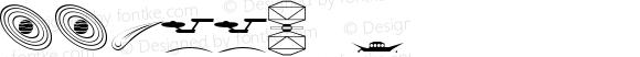 DexisDingbatsEightSSK Regular Altsys Metamorphosis:9/4/94