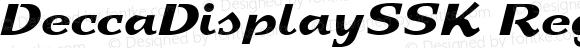 DeccaDisplaySSK Regular Altsys Metamorphosis:8/27/94