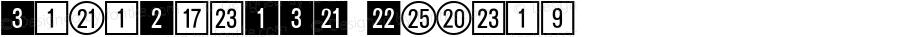 DataSymADB Normal Altsys Fontographer 4.0.3 9.9.1994